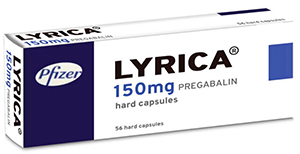 lyrica pregabalin