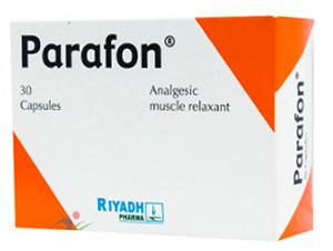 parafon chlorzoxazon