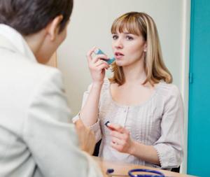 asthma dosierung